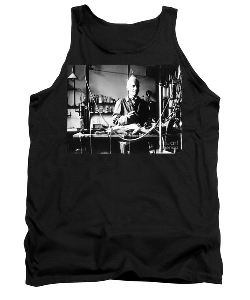 Ernest Henry Starling, English Tank Top by Science Source