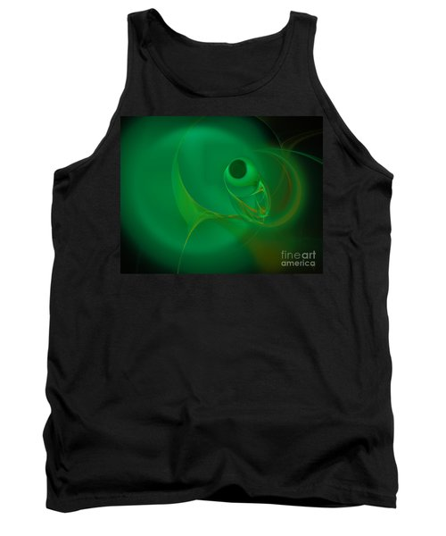 Eye Of The Fish Tank Top