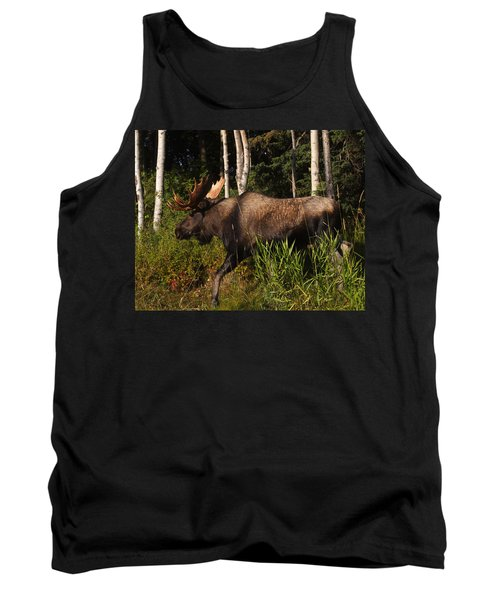 Tank Top featuring the photograph Fast Mover by Doug Lloyd