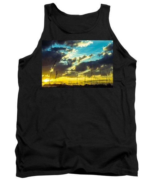 Tank Top featuring the photograph Fernandina Beach by Shannon Harrington