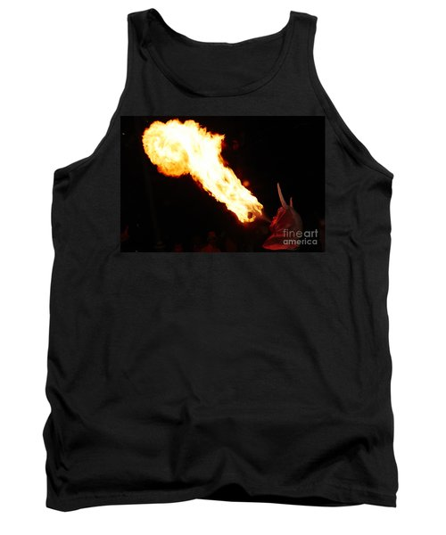 Fire Axe Tank Top