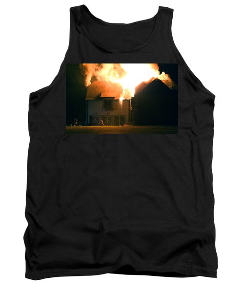 First Responders Tank Top by Daniel Reed