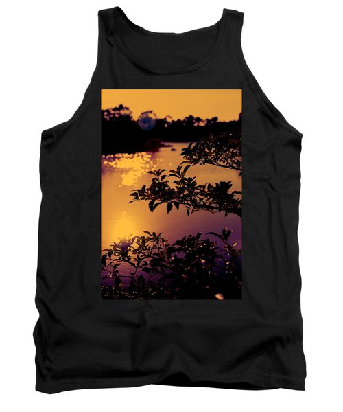 Florida Sunset Tank Top