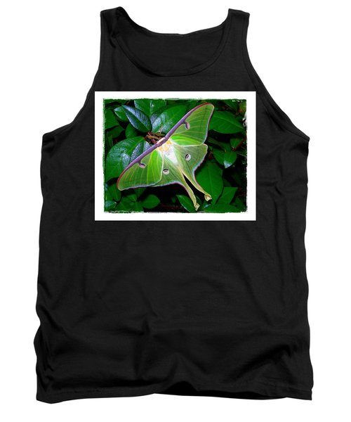 Fly Me To The Moon Tank Top by Judi Bagwell
