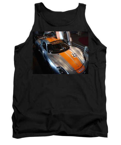 Tank Top featuring the photograph Gas Miser by John Schneider