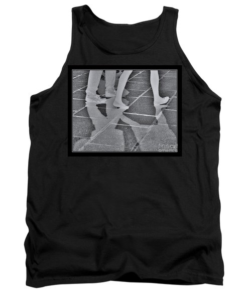 Ghost Walkers Tank Top