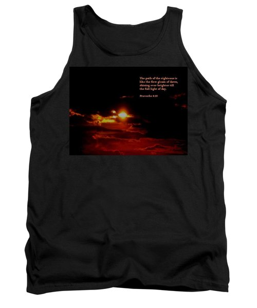 Glorious 2 Tank Top by Maria Urso