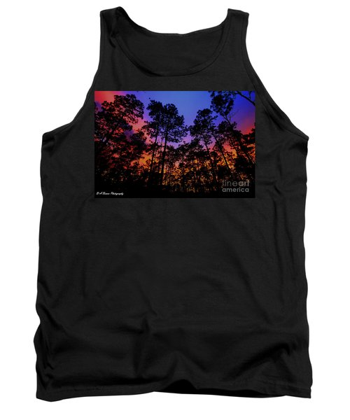Glowing Forest Tank Top