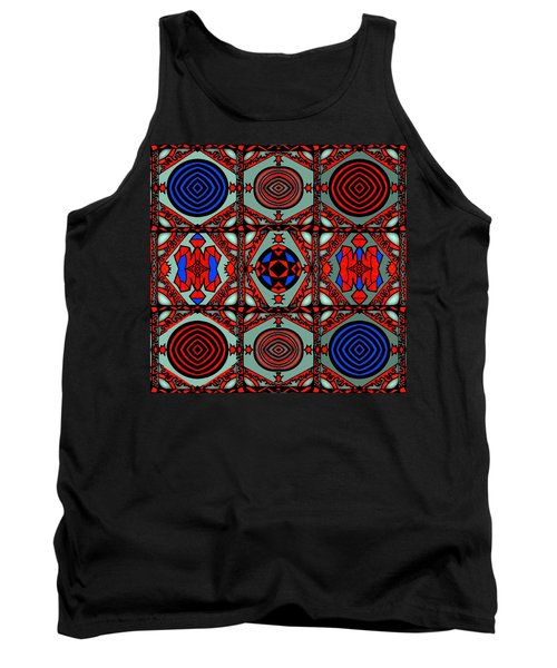 Gothic Wall Tank Top
