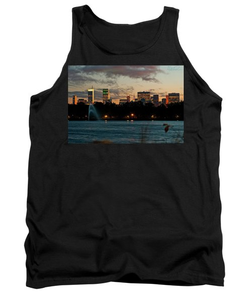 Great Pond Fountain Tank Top