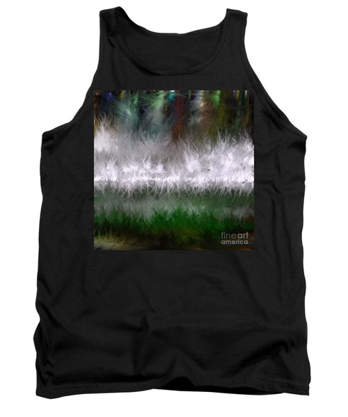 Growing Wild Tank Top by Greg Moores