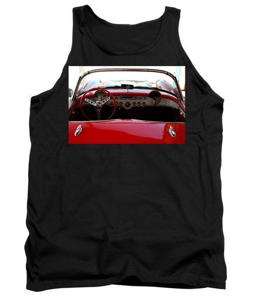 Hackberry Corvette Tank Top