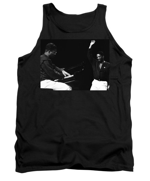 Herbie Hancock Tank Top