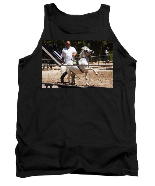 Horse Training Tank Top