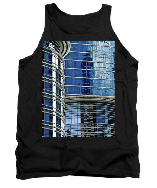 Houston Architecture 1 Tank Top