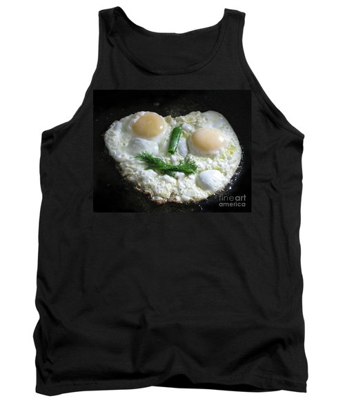 I Like To Cook Differently. Morning Creation. Tank Top