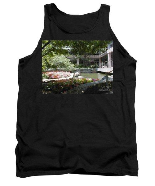 Inner Courtyard Tank Top