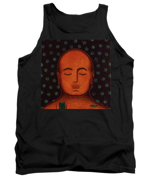 Tank Top featuring the painting Inner Visions by Gloria Rothrock