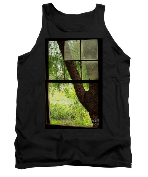 Inside Looking Out Tank Top
