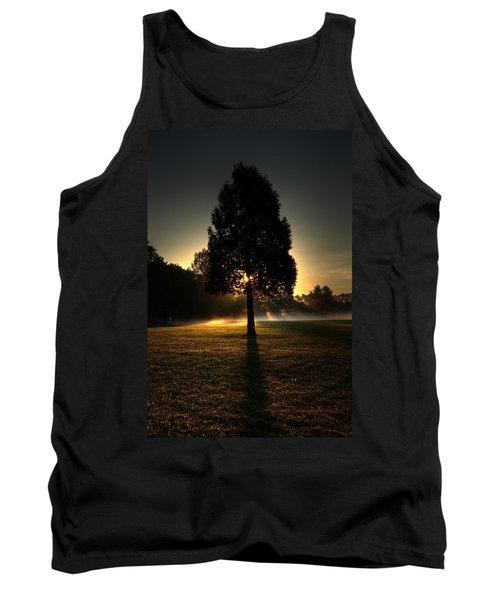 Inspirational Tree Tank Top