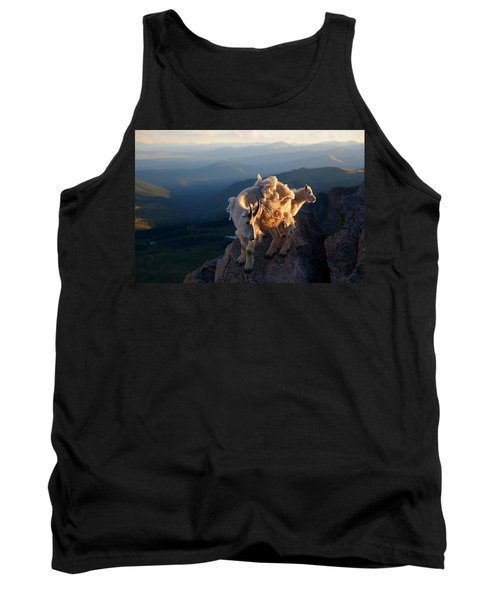 Two Faces West Tank Top