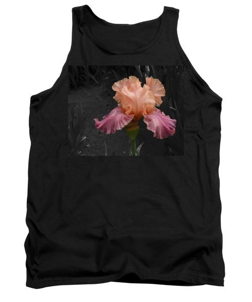 Tank Top featuring the photograph Iris2 by David Pantuso