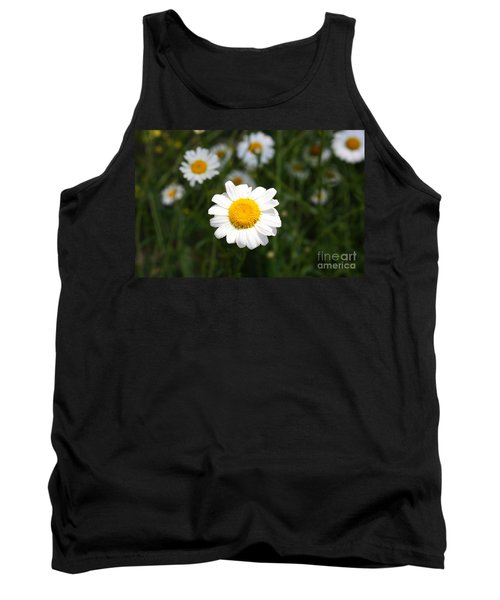 Tank Top featuring the photograph Isn't That A Daisy by Tony Cooper