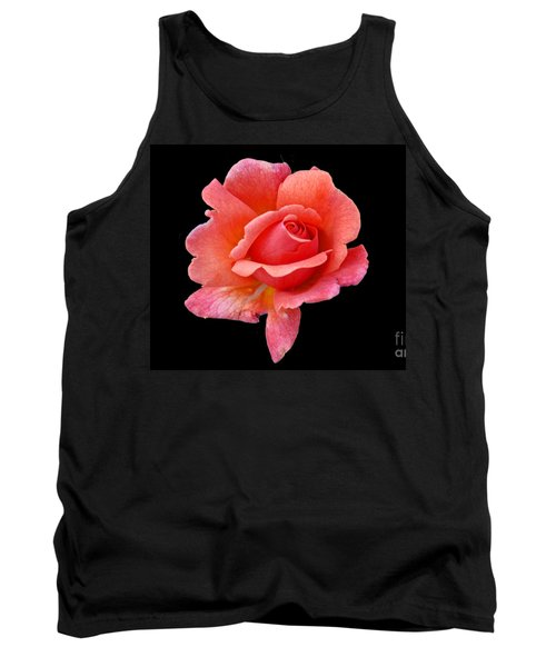 Tank Top featuring the photograph Just Peachy by Cindy Manero