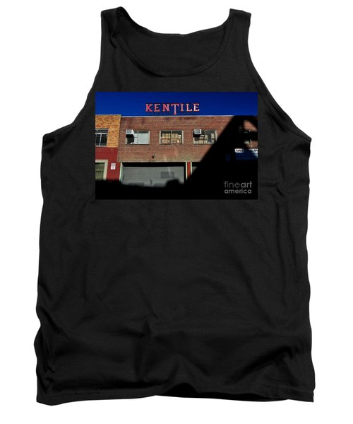 Kentile Factory Tank Top