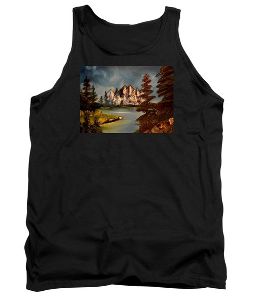 Lakeview Tank Top by Maria Urso