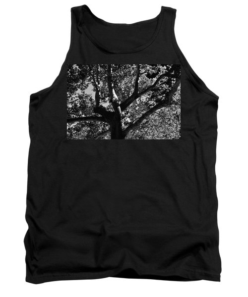 Light And Dark Tank Top by Brian Hughes