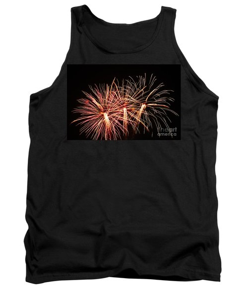 Light Painting Tank Top