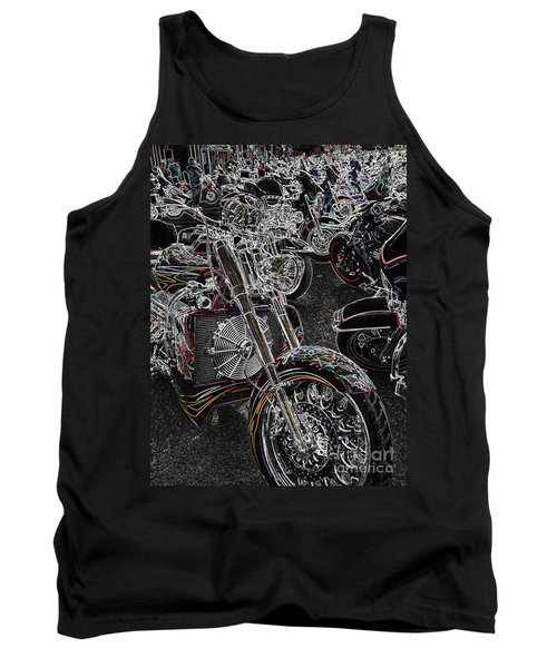 Lights Out 2 Tank Top