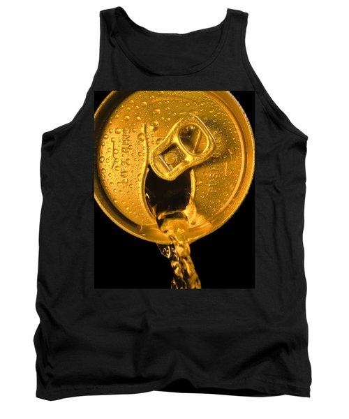 Liquid Gold Tank Top
