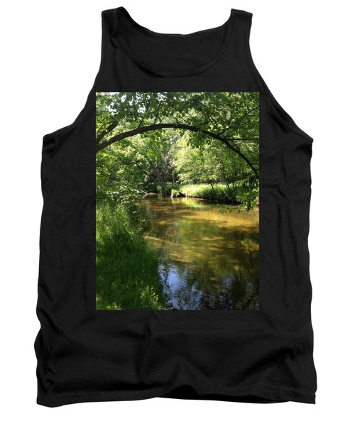 Little South Arch Tank Top