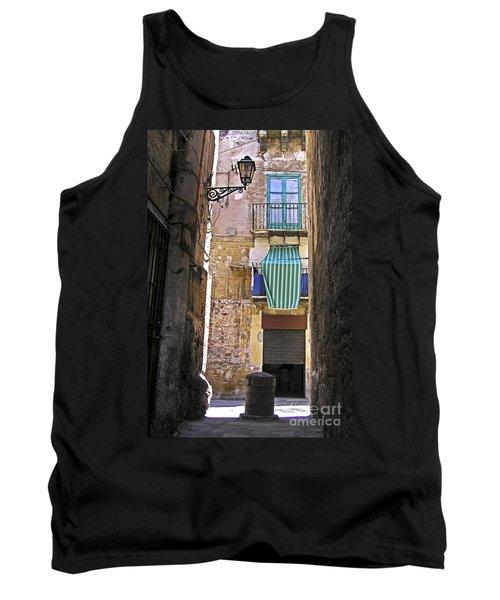 Little Street Of Palermo Tank Top