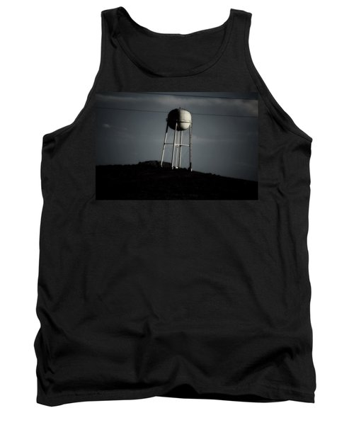 Tank Top featuring the photograph Lopsided Tower by Jessica Shelton