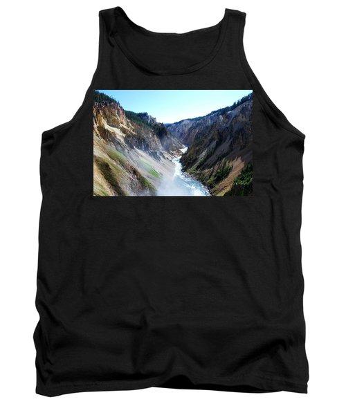 Lower Falls - Yellowstone Tank Top