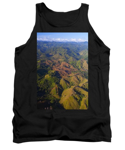 Lowland Tropical Rainforest Cleared Tank Top