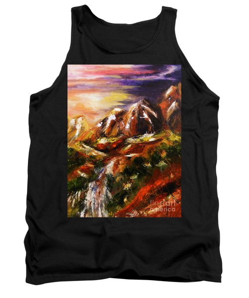 Magical Morn Tank Top