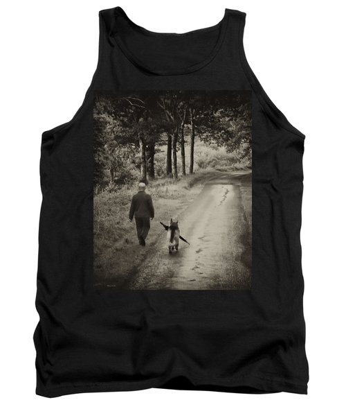 Man's Best Friend Tank Top