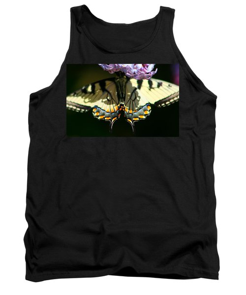 Masked Monarch Tank Top