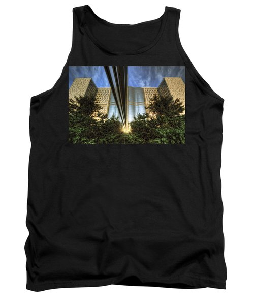 Tank Top featuring the photograph Mayo Squared by Tom Gort