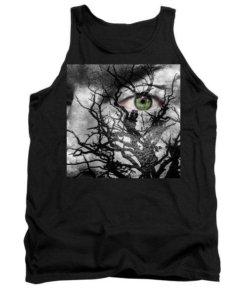 Medusa Tree Tank Top