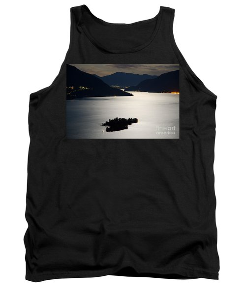 Moon Light Over Islands Tank Top