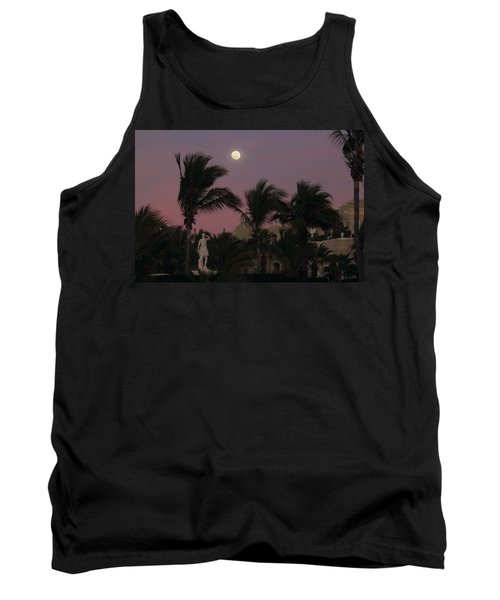 Moonlit Resort Tank Top