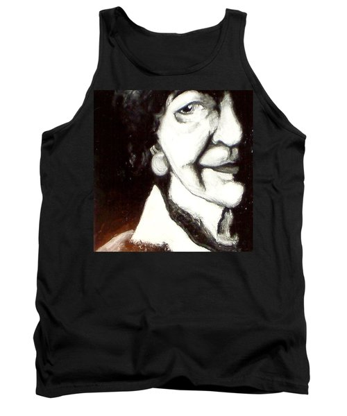 Mother Tank Top by Carrie Maurer