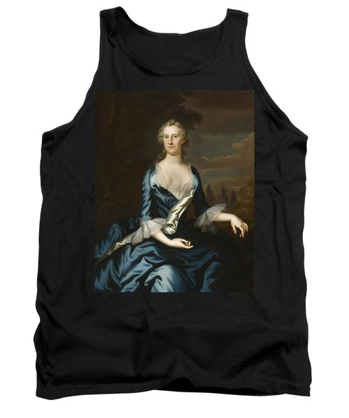 Mrs. Charles Carroll Of Annapolis Tank Top