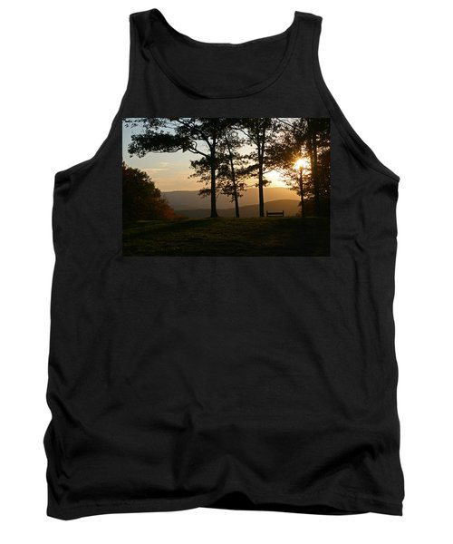 Mt Pisqah Sunset 2 Tank Top