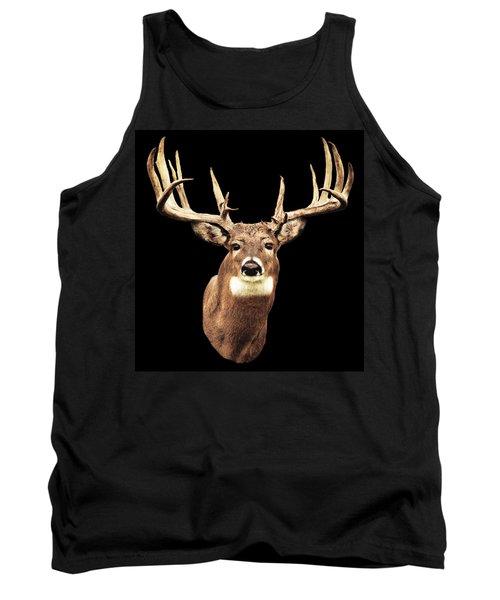 Mule Deer Head Tank Top